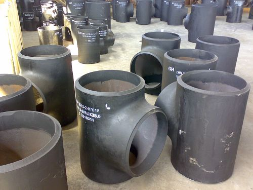 Equal tee carbon steel hb pipe fitting co ltd